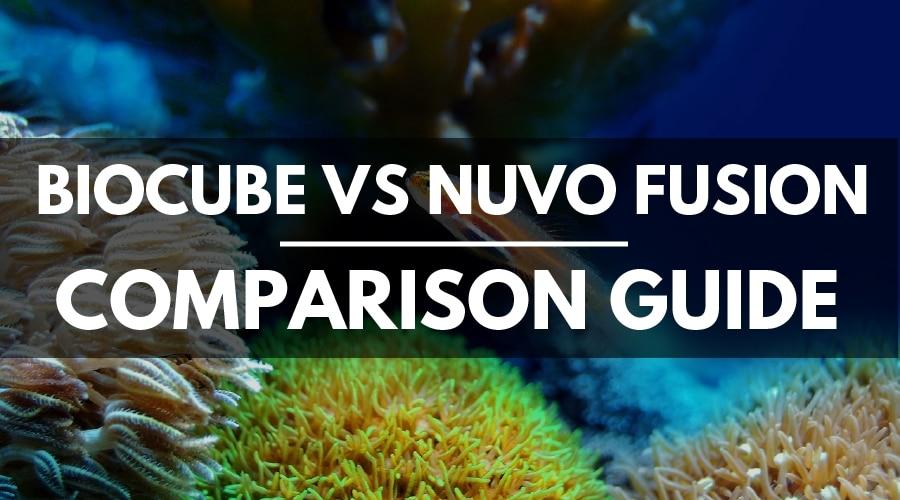 biocube vs nuvo fusion