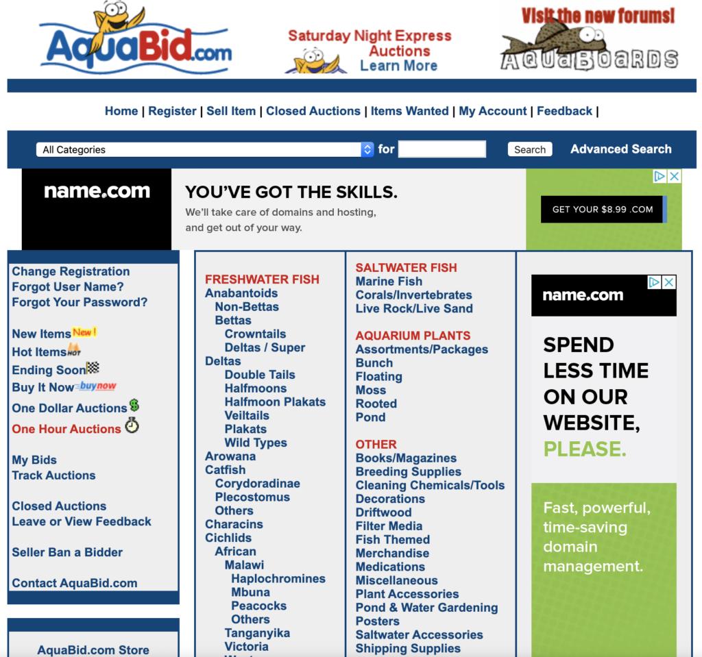aquabid